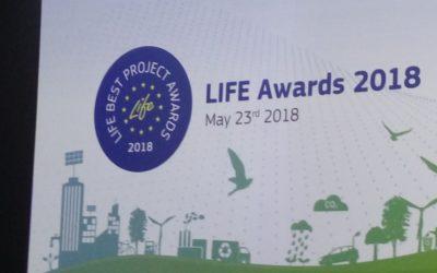 Instytut na rzecz Ekorozwoju z nagrodą BestLIFE 2018 za projekt Dobry Klimat dla Powiatów (DOKLIP)
