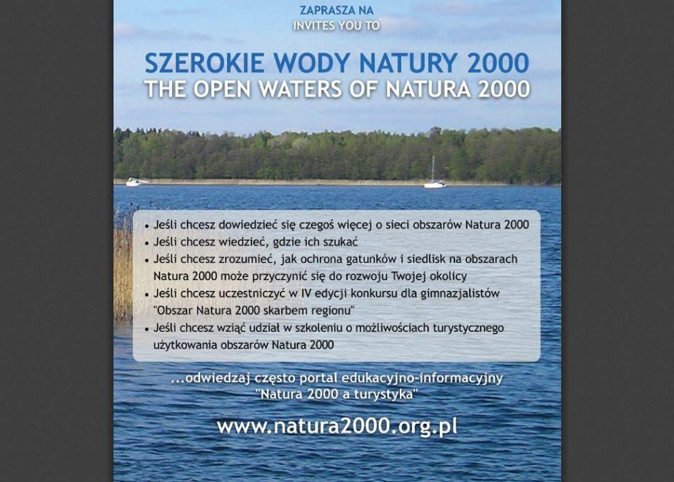 Szerokie wody Natury 2000