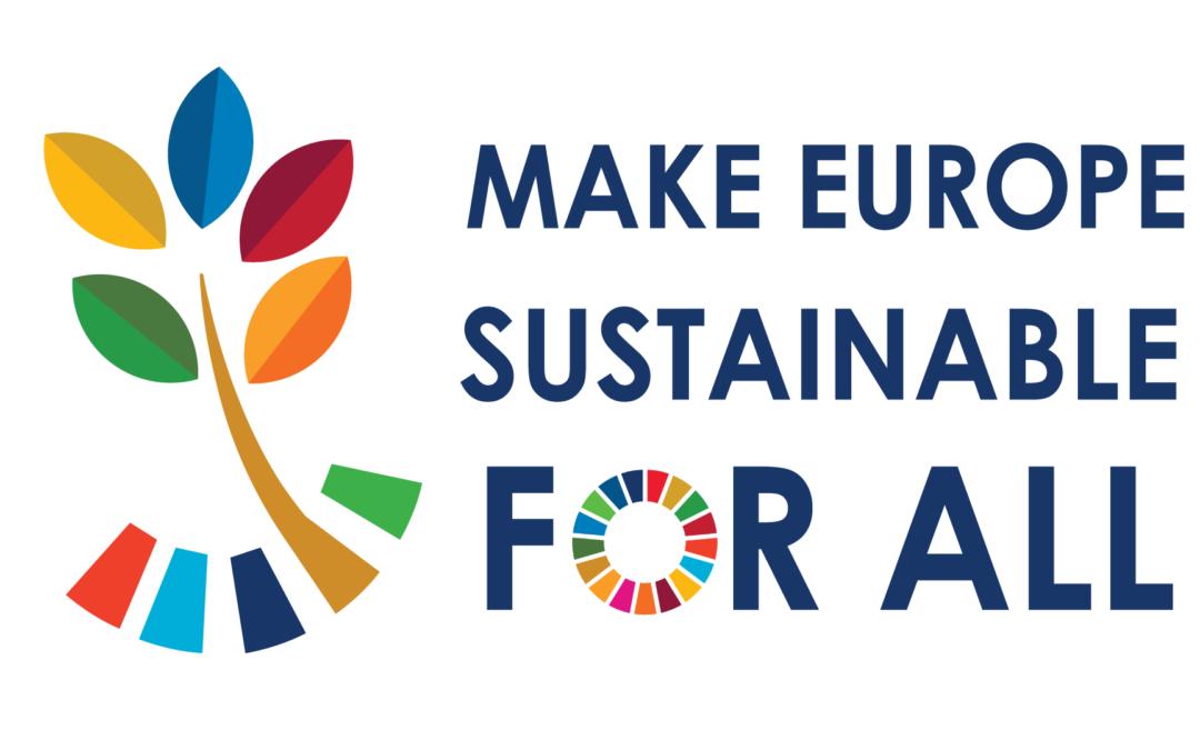 "Wyniki konkursu na minigranty ""Make Europe Sustainable for All"""