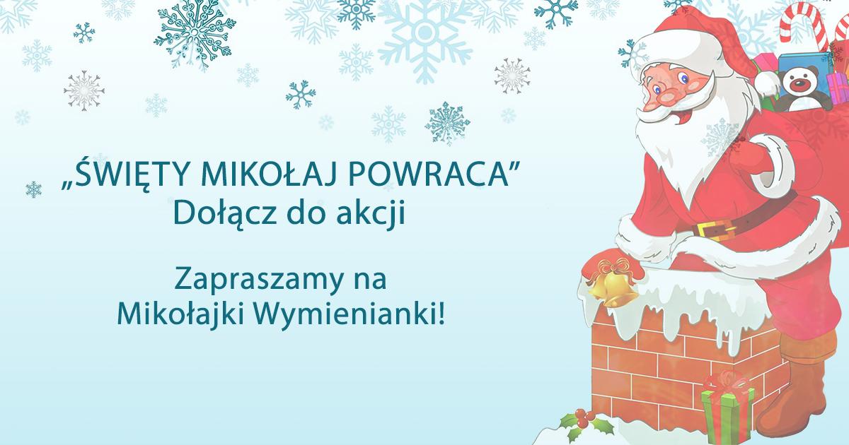 Banner Mikołajki