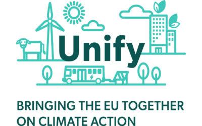 LIFE_UNIFY – łącząc Unię Europejską na rzecz działań klimatycznych